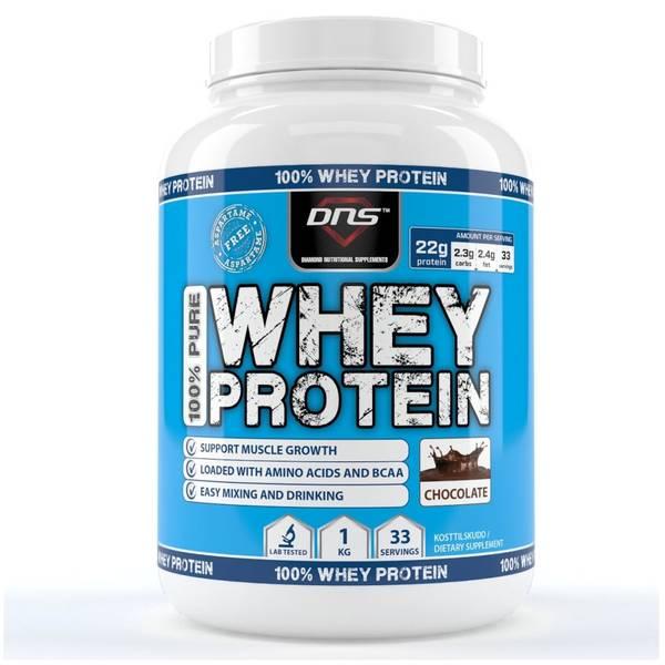 Bilde av 100% Pure Whey Protein Sjokolade 1 kg