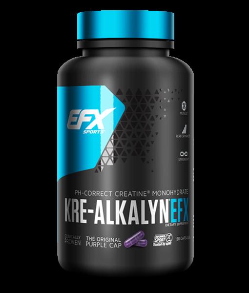 Bilde av KRE-ALKALYN ® EFX 120 KAPSLER