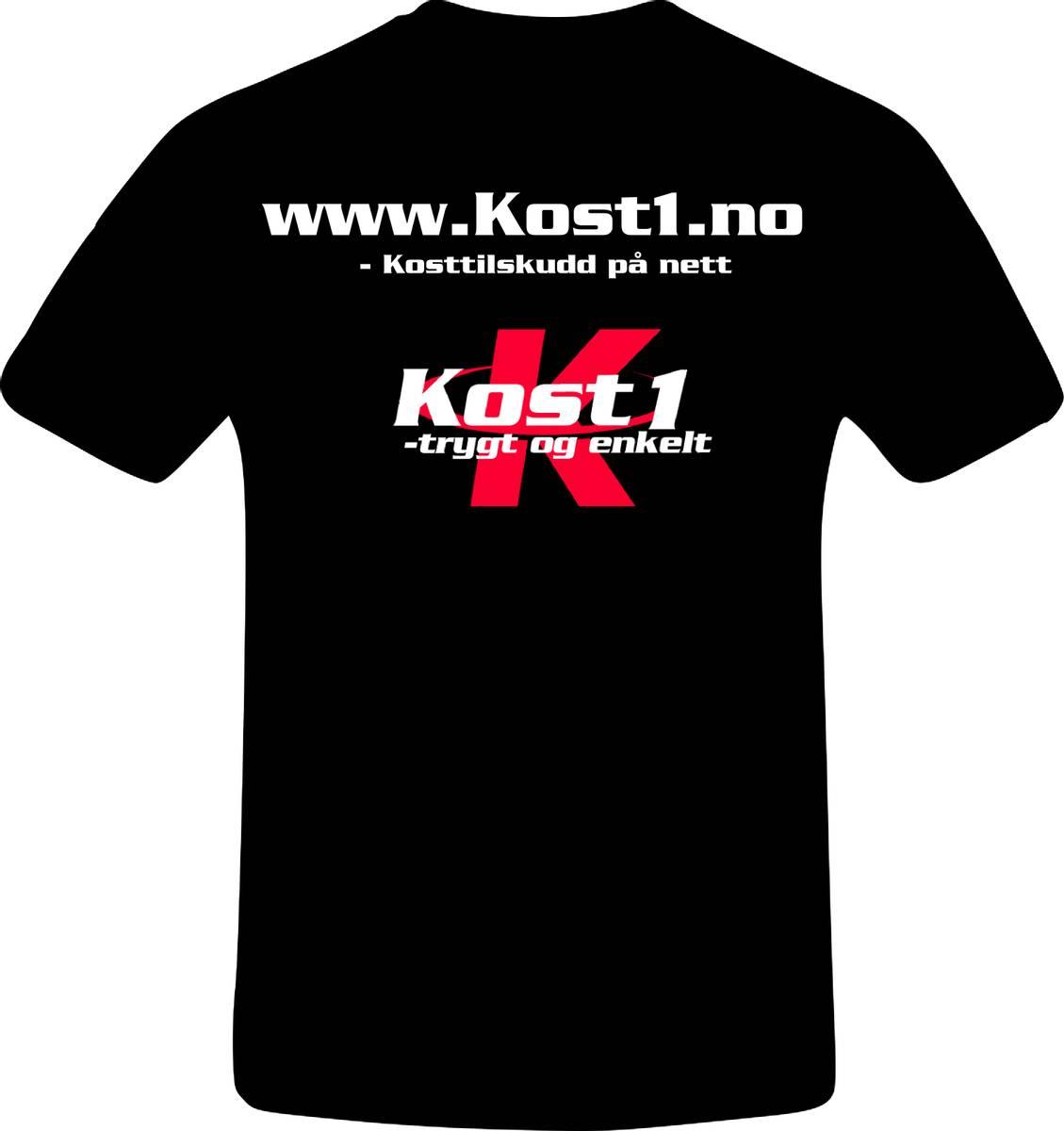 Kost1 T-skjorte