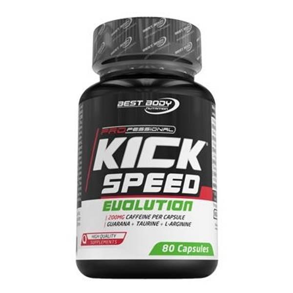 Bilde av Kick Speed Energy Boost Capsules - 80 kapsler