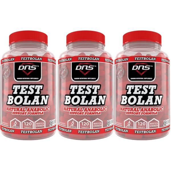 Bilde av 3-Pack Test Bolan - 120 tabs