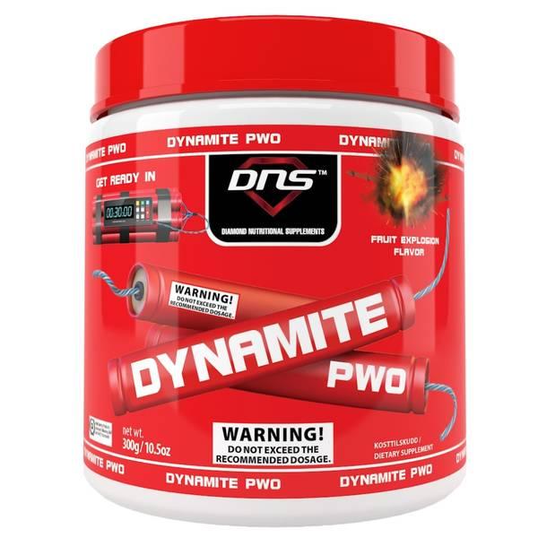 Bilde av Nyhet! Dynamite PWO - 300 gram