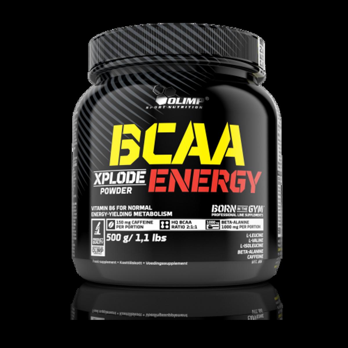 Olimp BCAA Energy Xplode - 500 g