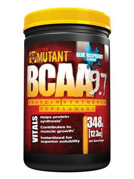 Bilde av Mutant BCAA 9,7    348 gram