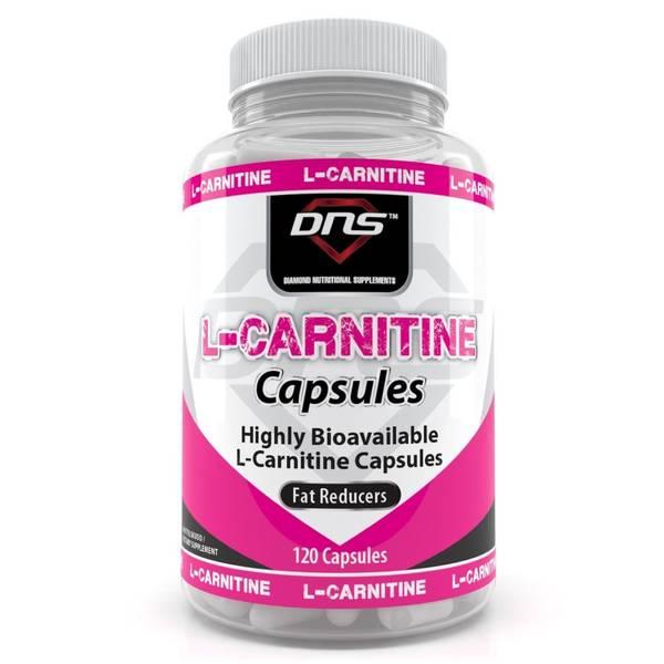 Bilde av L-Carnitine Capsules - 120 kapsler