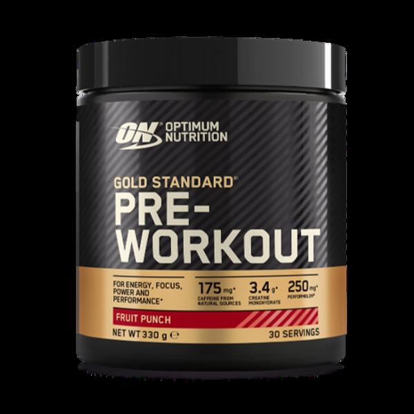 Bilde av Gold Standard Pre-Workout 330 gram