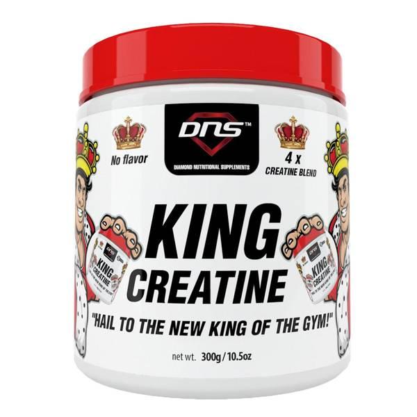 Bilde av NYHET! King Creatine - 300 gram