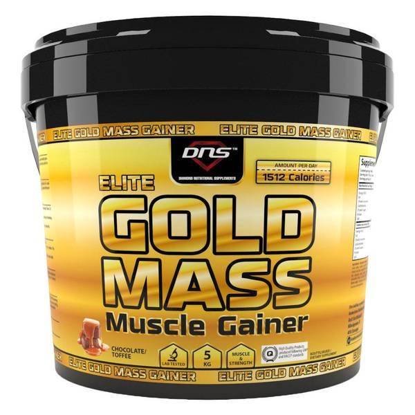 Bilde av Elite Gold Mass Gainer - 5 kg