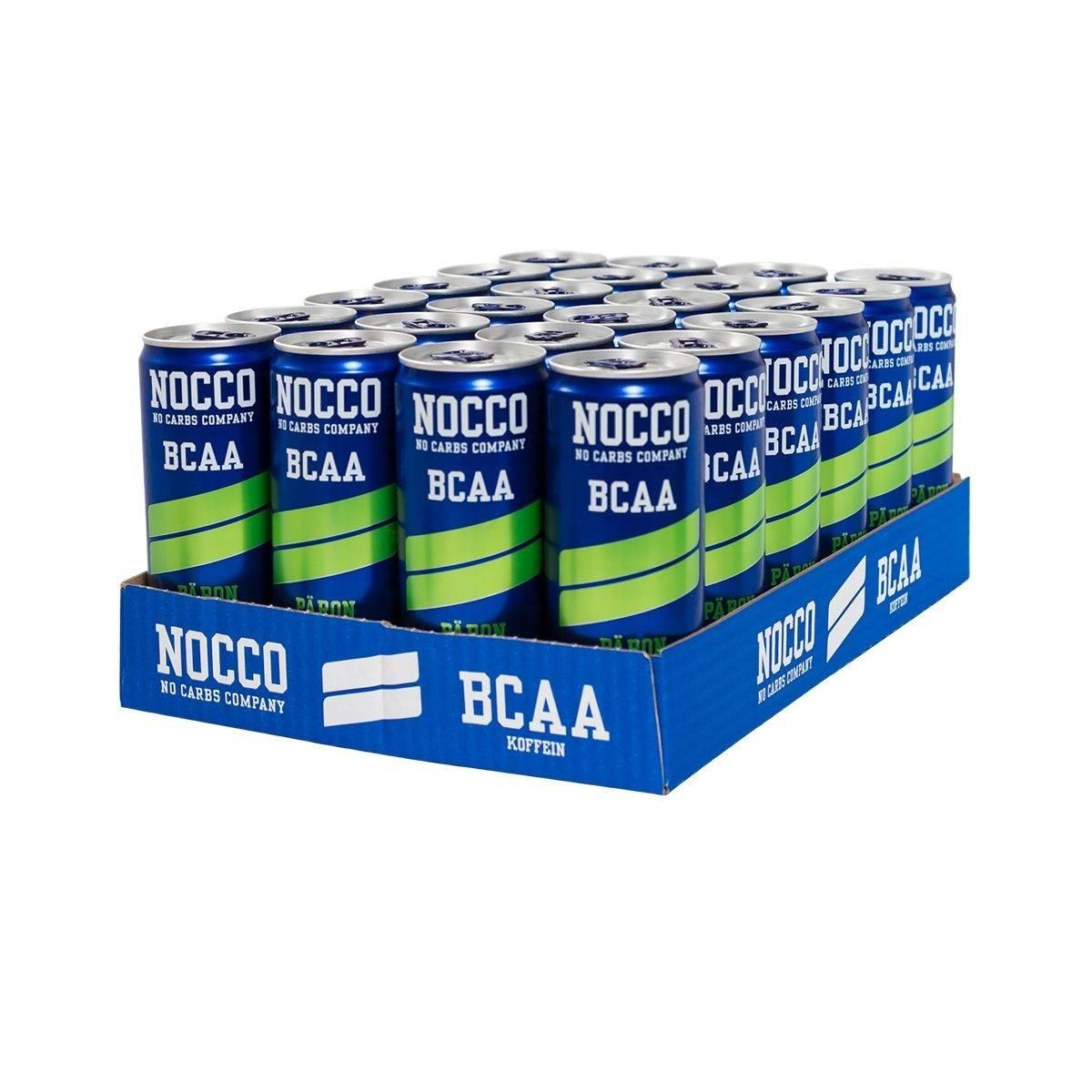 24 x 330ml Nocco - 1 stk brett - Inkludert pant