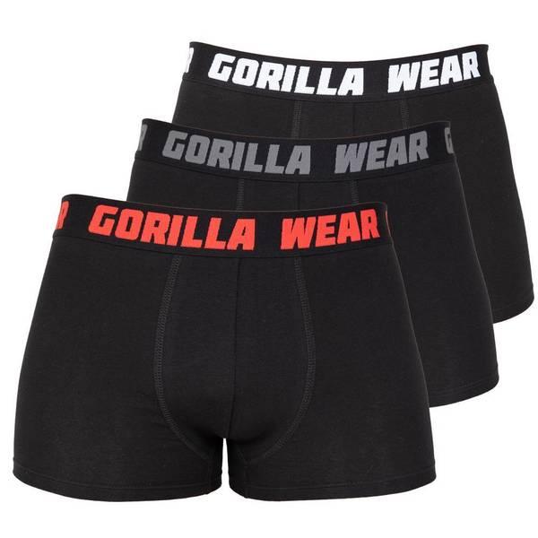 Bilde av Gorilla Wear Boxershorts 3-pack