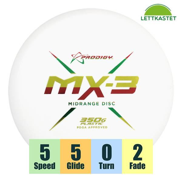 Bilde av 350G Plastic MX-3