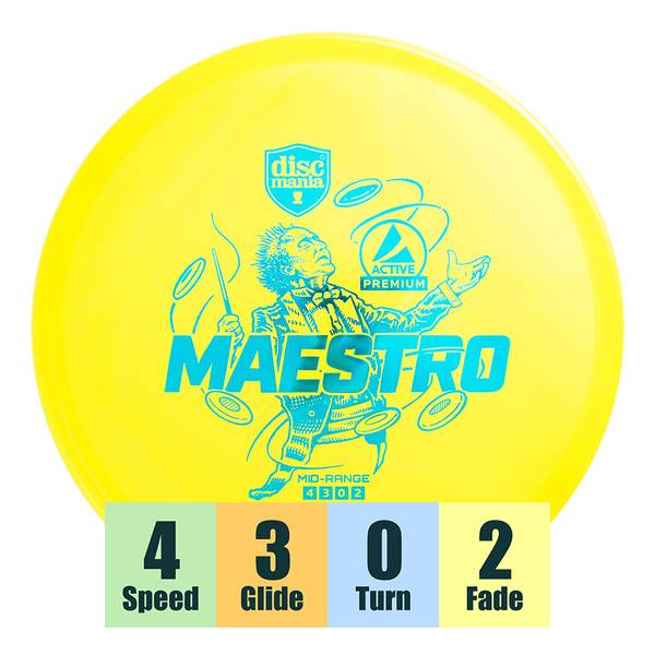 Bilde av Active Premium Maestro
