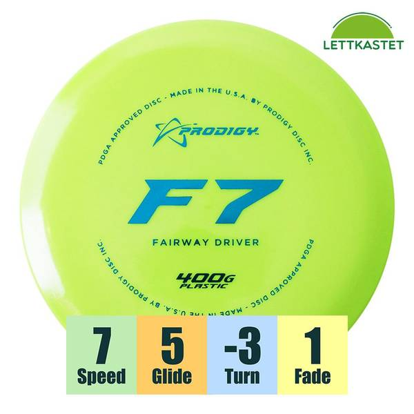 Bilde av 400G Plastic F7