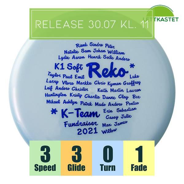 Bilde av K1 Soft Reko Team Fundraiser 2021