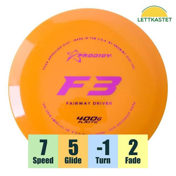 Bilde av 400G Plastic F3