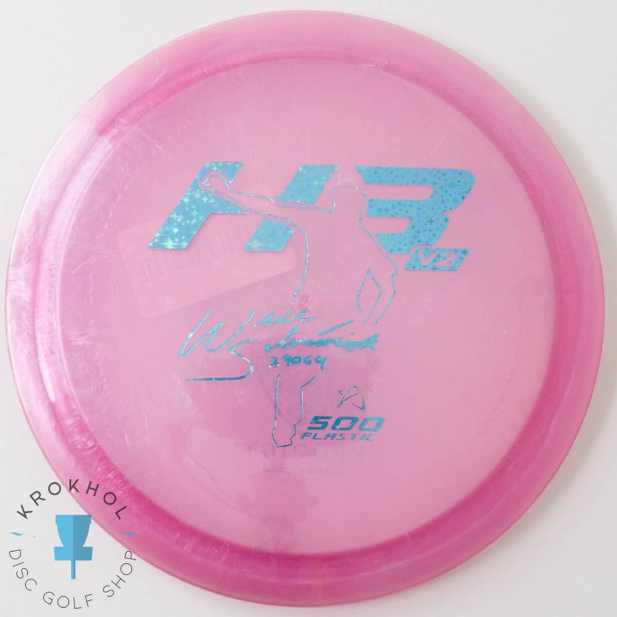 500 Plastic H3 V2 Will Schusterick
