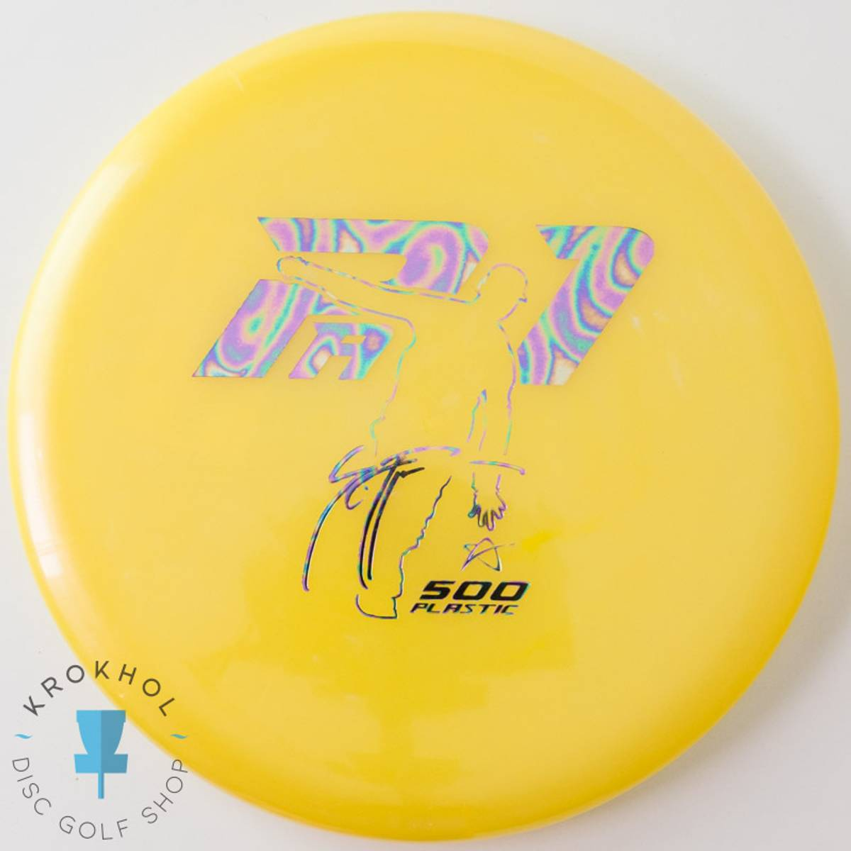 500 Plastic Pa-1 Seppo Paju