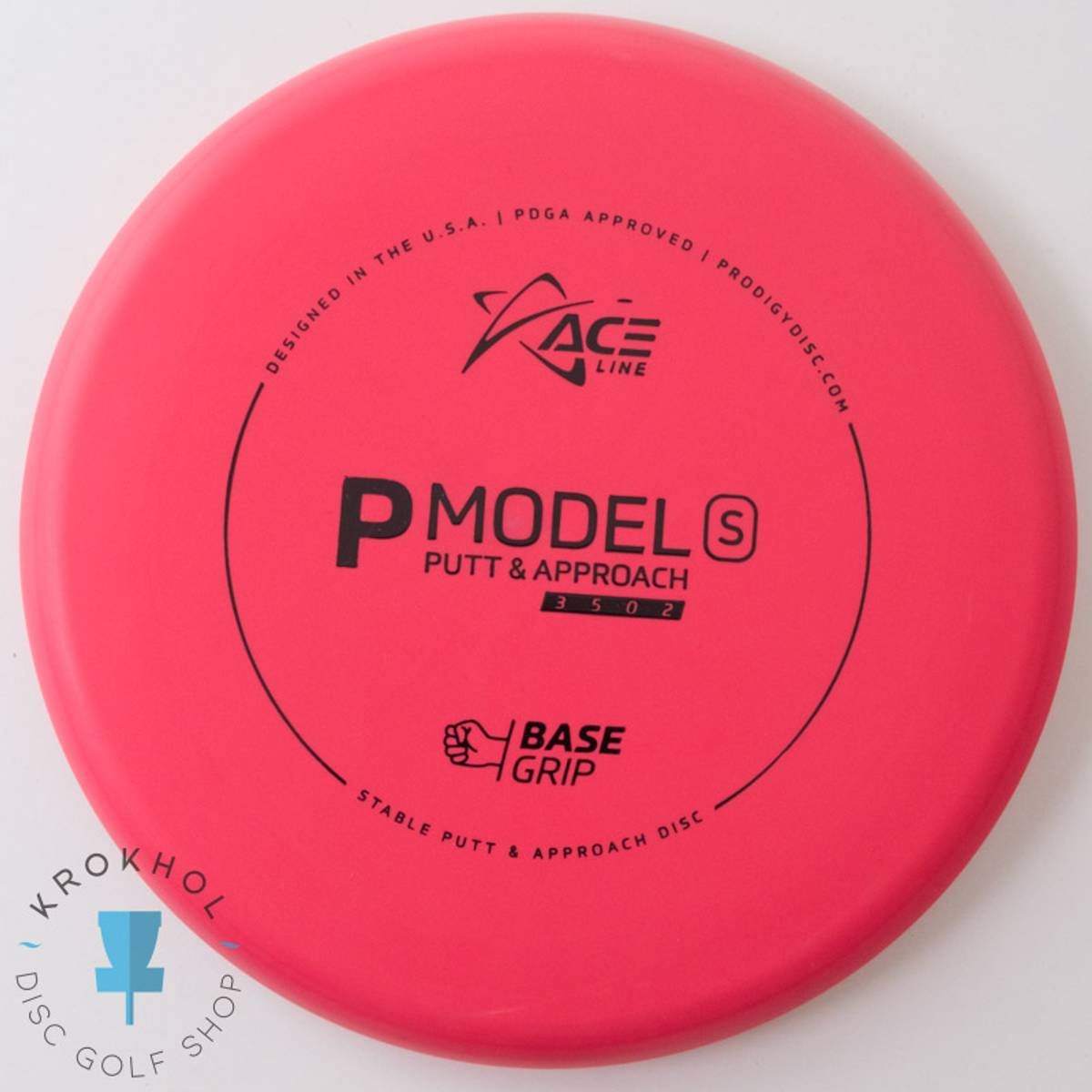BaseGrip P Model S