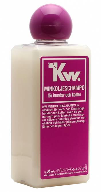 Bilde av KW Minkolje shampoo