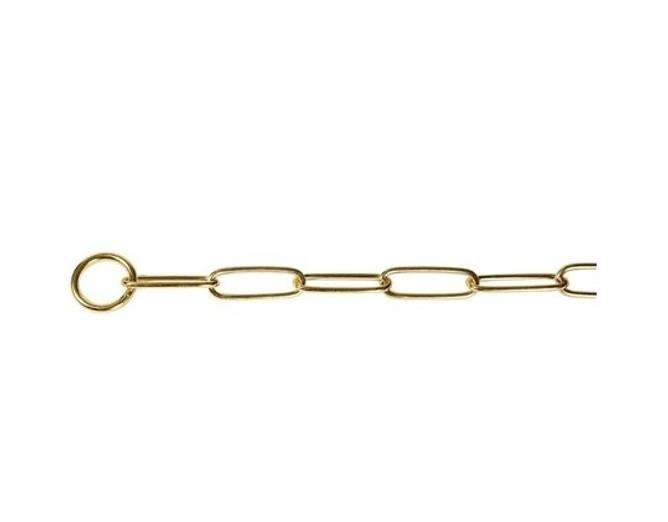 Bilde av kjetting halsbånd i Gull 3,0