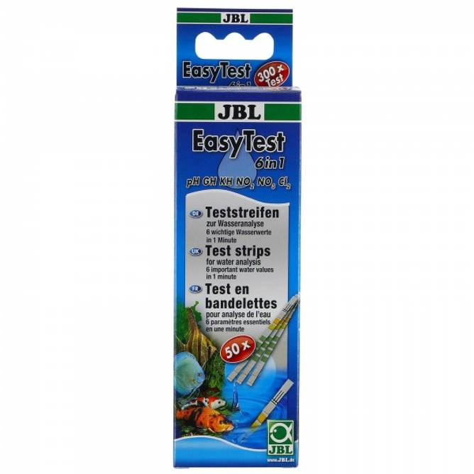 Bilde av JBL Easy test
