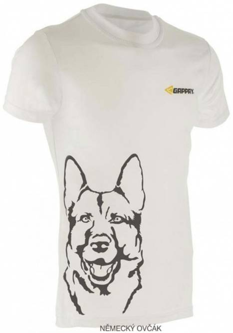 Bilde av Gappay T-skjorte Schæferhund