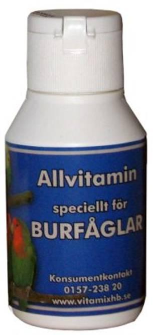 Bilde av Allvitamin til burfugler