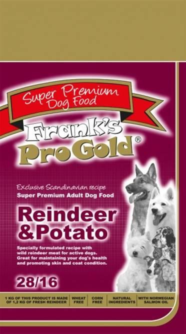 Bilde av Pro Gold Reinsdyr og Potato