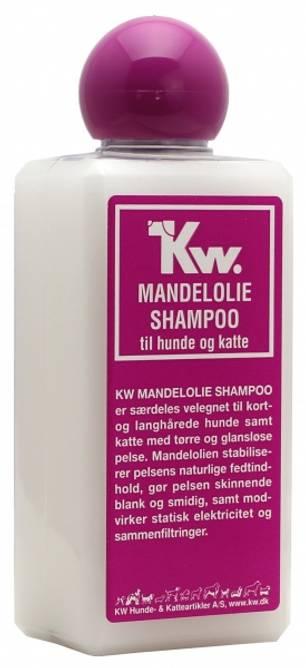Bilde av KW Shampoo med Mandelolje