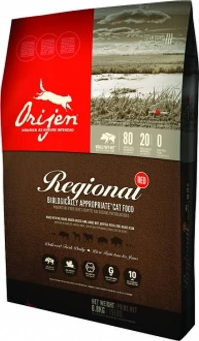 Bilde av Orijen Regional Red til katt