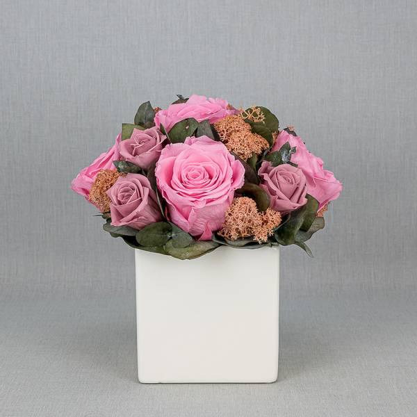 Bilde av Preserverte roser Amour