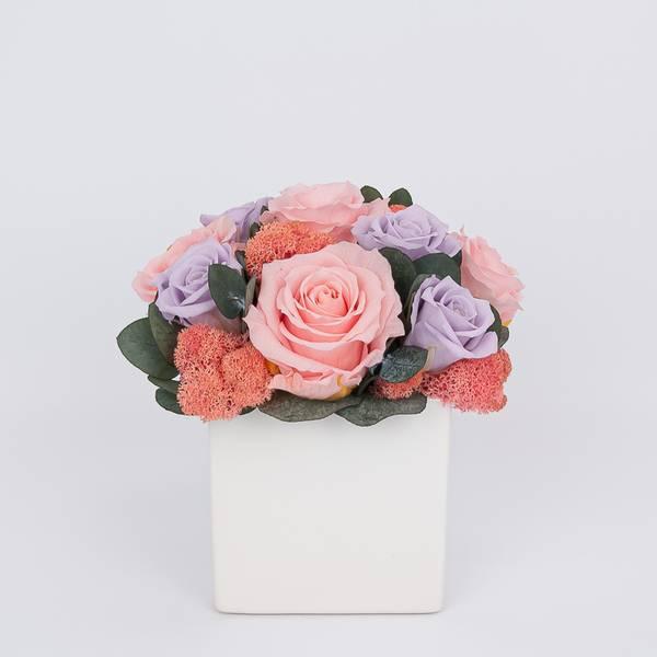 Bilde av Preserverte roser New Lilac