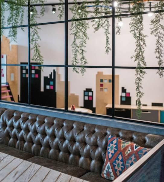 Restaurant møbler