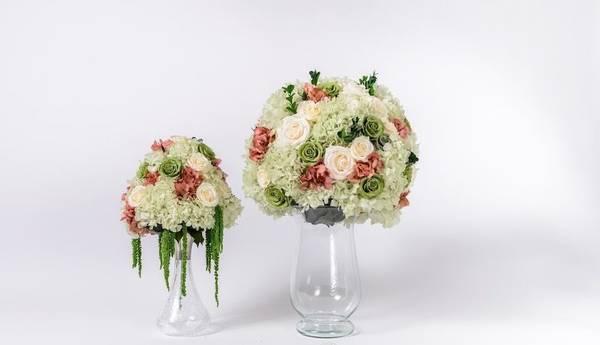 Bilde av Blomster komposisjon I
