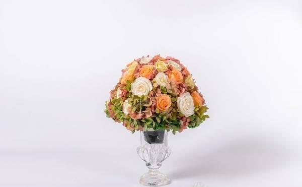 Bilde av Blomster komposisjon II