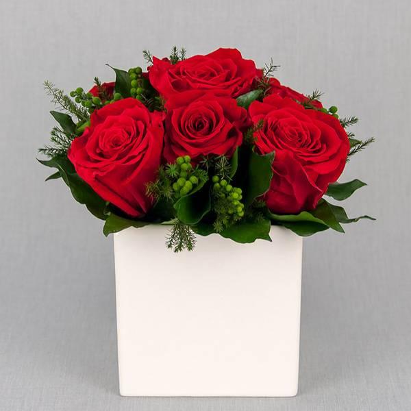 Bilde av Preserverte roser Diosmi