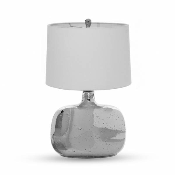 Bilde av Bordlampe Silver H62