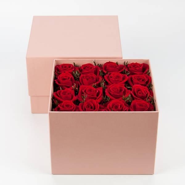 Bilde av Preserverte roser Aurora