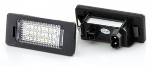 Bilde av LED skiltlys sett (BMW T6)