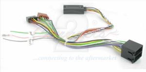 Bilde av Rattfjernkontroll interface MB 2005--> (m/ISO-kontakter)