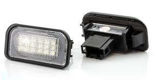 Bilde av LED skiltlys sett (Mercedes T5)