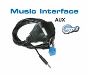Bilde av Digital Musikk Interface - Jack - Mini ISO - Audi/VW