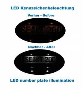 Bilde av LED skiltlys-pakke Audi A6/A7 4G