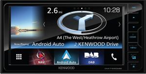 Bilde av  KENWOOD DNX716WDABS Navigasjonssystem for Toyota/Subaru