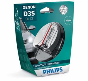 Bilde av Philips D3S X-tremeVision (150%) (1stk)