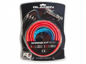 Bilde av Gladen WK10 - Kabelsett 10mm2