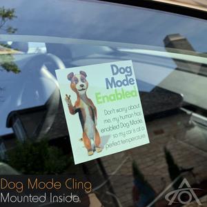 Bilde av Dog Mode sticker