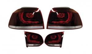 Bilde av Originale LED R-baklykter til VW Golf 6 VI