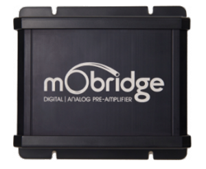 Bilde av mObridge DA 2 - Analog forforsterker (MOST)