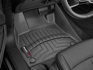 Bilde av Audi e-tron WeatherTech gulvmatter